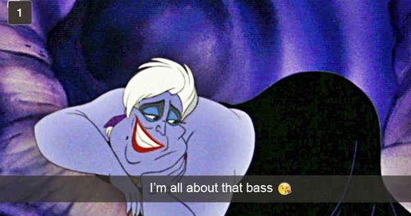 23 Fabulous Disney Villain Snapchats | 23 Fabulous Disney Villain Snapchats. 23
