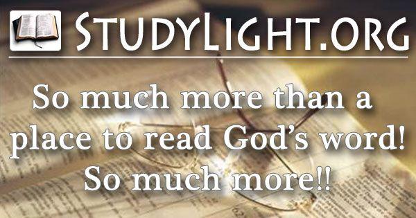 Bible Study Tools | JesusOnline.com