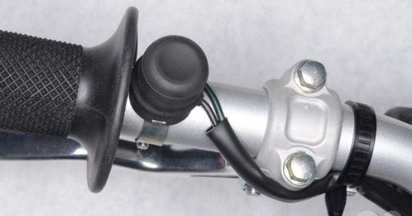Honda CRF150R engine kill switch inspection.   Motorcycle repair, Repair  manuals, RepairPinterest