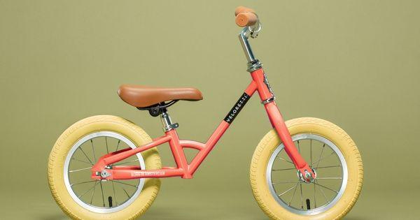 The Veloretti Mini Dark Pink A Stylish Balance Bike And A Brand