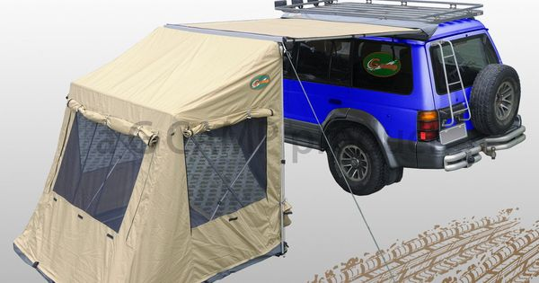 Details about G CAMP 2025 AWNING POP UP SIDE TENT ROOF TOP ...