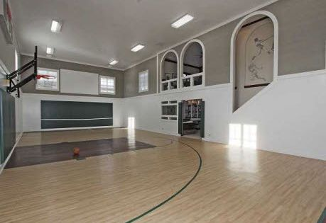 Amazing Indoor Basketball Court Indoor Basketball Courts