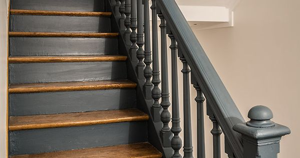 Peinture cage d 39 escalier recherche google d co maison for Astuce peindre cage escalier