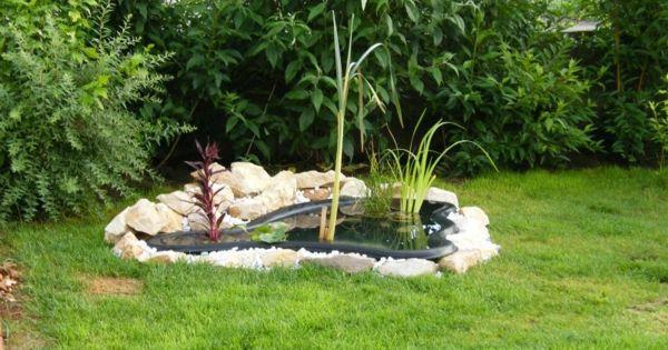 27 id s pour le bassin de jardin pr form hors sol bassin de jardin pr form bassin de. Black Bedroom Furniture Sets. Home Design Ideas