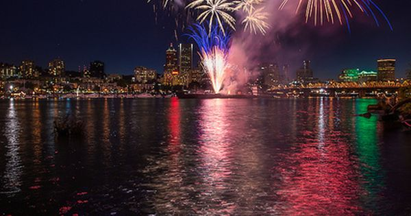 4th of july in portland oregon 2014
