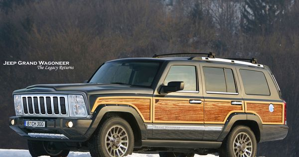Will be made in Michigan Jeep will dust off the Grand Wagoneer