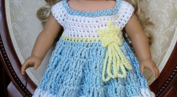 Crocheted American Girl 18 Quot Doll Cowgirl Western Cowboy