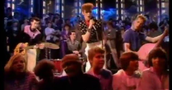 The Polecats Rockabilly Guy Top Of The Pops 1981 Rockabilly Men Rockabilly Smart Men