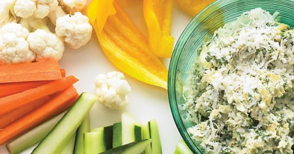 Spinach Artichoke Dip by Everyday Food