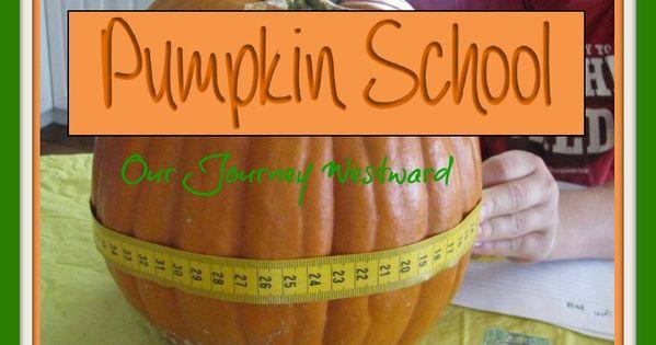 Pumpkin School: Skip the textbooks for a few days and enjoy pumpkin