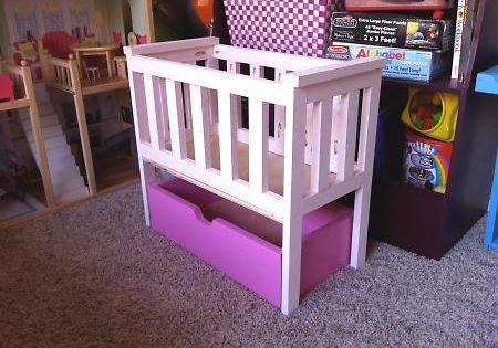6 Diy Baby Bed For The Kiddies Pinterest Diy Baby