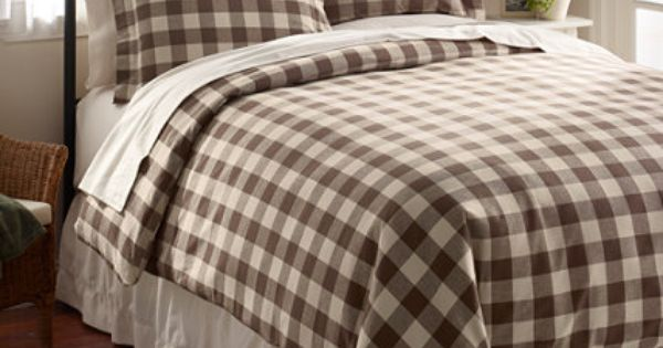Ultrasoft Comfort Flannel Bedding Coffe Driftwood Brown