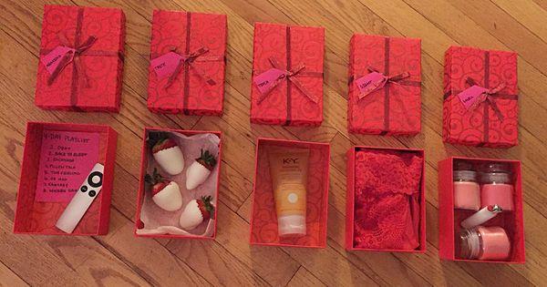 5 Senses Valentine S Day Gift Diy Pinterest Perfume