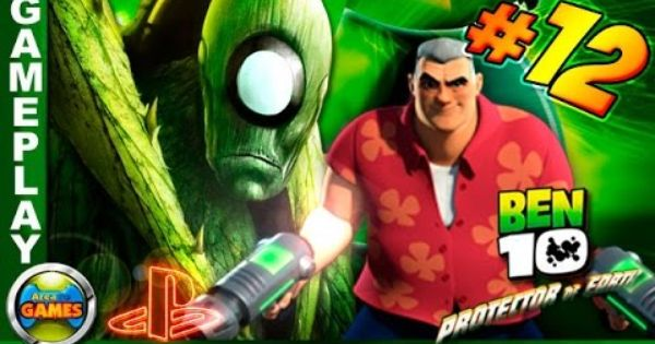 Ben 10 Protector Of Earth Ps2 Psp 12 Gold Coast Theater Ben 10