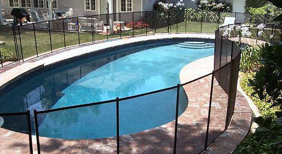 Barri re s curit piscine gardienne prestige 3 m tre for Liner piscine vogue
