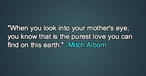 25 PERFECT Ways To Tell Your Mom JUST How Much You Love