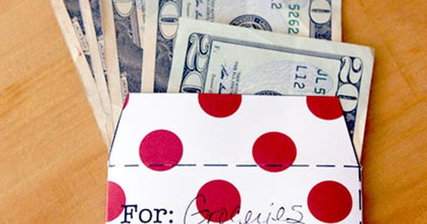 Envelope Budgeting . . . A Simple Way To Gain Control of