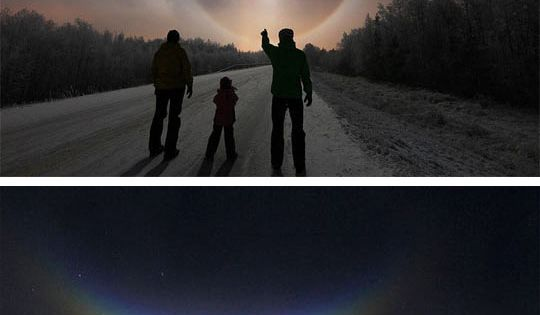 Very unusual sky // funny pictures - funny photos - funny images