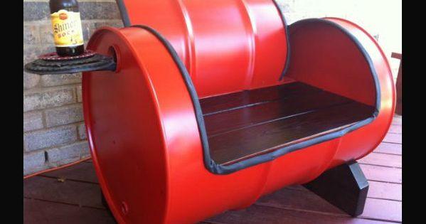 Pin de betty asonipse en reciclaje pinterest asador - Reciclaje de pales ...