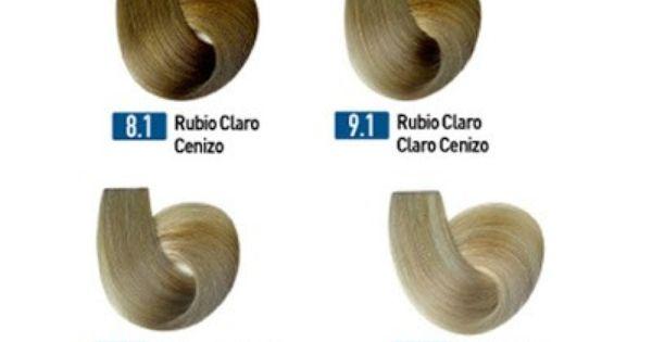 Tonos Carta De Colores De Pelo Issue Tipos De Rubio Para El Cabello Y Como Lograrlo Sin Errores