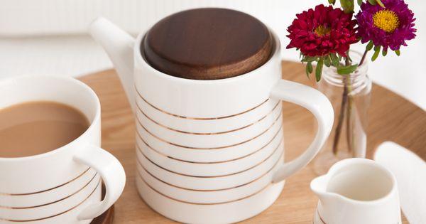 Serve Up Tea In Bed With Kikki K Homewares