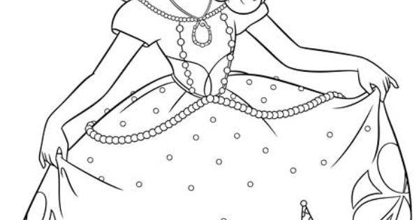 cr ation coloriages princesse sofia les meilleures images concepts art l 39 univers de mes. Black Bedroom Furniture Sets. Home Design Ideas