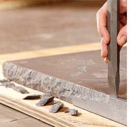 E901d Raphael Oak Edge Mold Concrete Countertops Concrete Decor