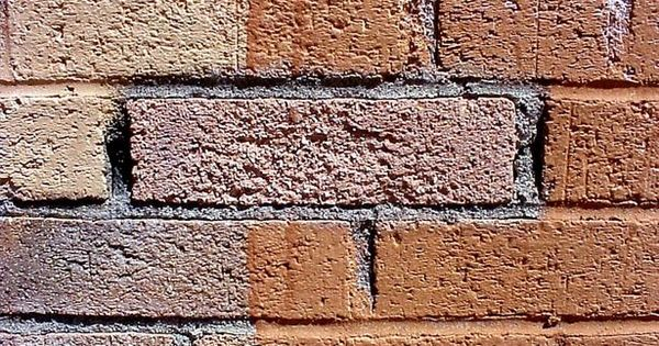 Removing Paint From Brick Siding Beautiful Natural And Bricks
