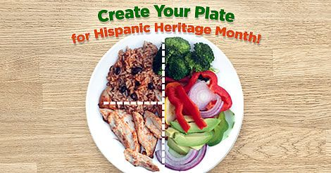 Create Your Plate is a simple and effective way to manage