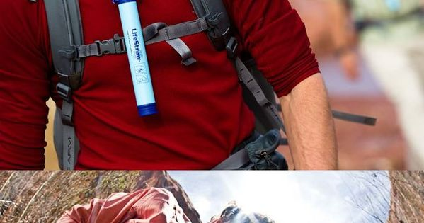 LifeStraw - Drink All The Dirty Water! Interesting item everyone one should