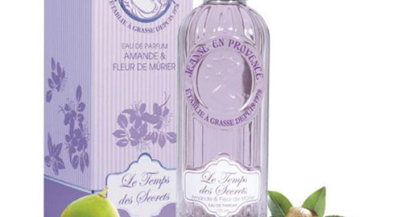 le temps des secrets perfume