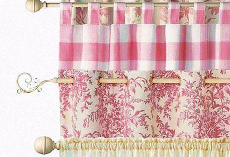 Estilos y formas de colgarlas cortinas tipos de y costura - Formas de cortinas ...