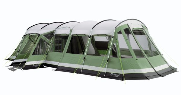 Outwell Montana 6p Front Awning Escape To Camping
