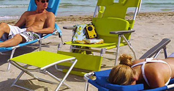 Brilliant beach chair!