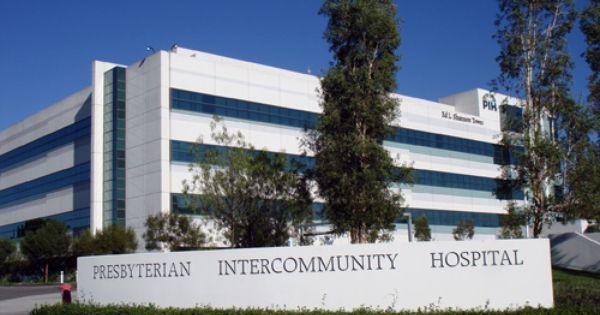 Pih Health Hospital Presbyterian Hospital Whittier Hospital