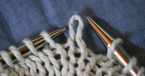 Knitting Loop Structure : The secret to becoming a great knitter read more