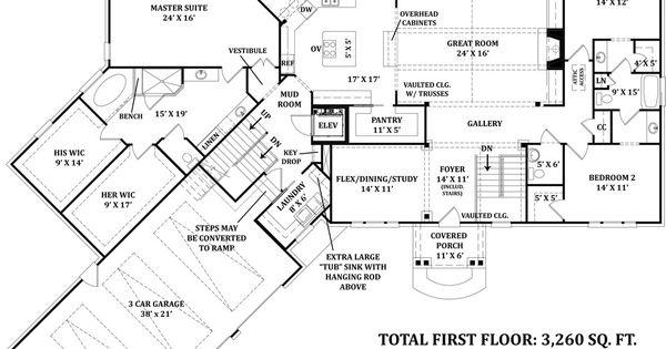 Mayberry Homes Floor Plans: First Floor Plan Image Of Mayberry Place House Plan LOVE