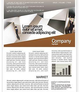 Plantilla De Boletin Informativo Gratis Laberinto De Oficina Laberintos Oficinas Trabajo En Equipo