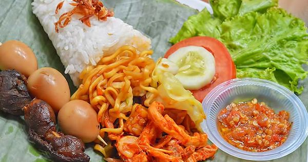 Resep Ayam Suwir Sambal Goreng
