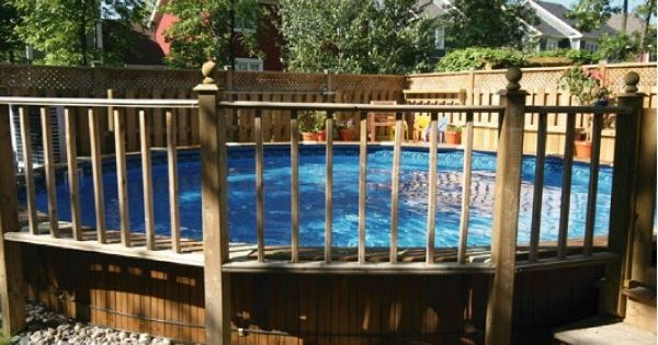 Cloture piscine hors terre amenager notre jardin for Cloture de piscine hors terre