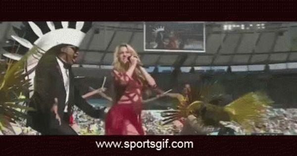 Sports Gif Blog Archive Shakira 2014 World Cup Gif Lionel Messi Copa Mundial De La Fifa Mundial De