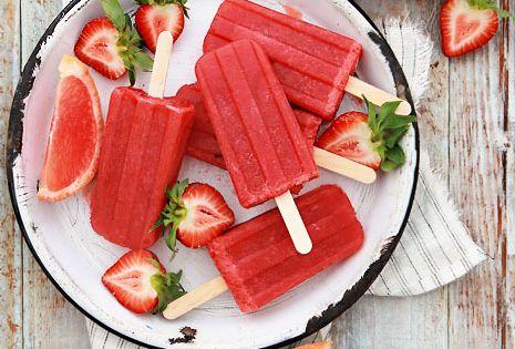 Fruit Ice Pop Recipes