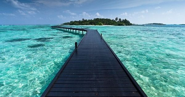 WOW!!!! A walk of a lifetime; Bora Bora Also on my bucket