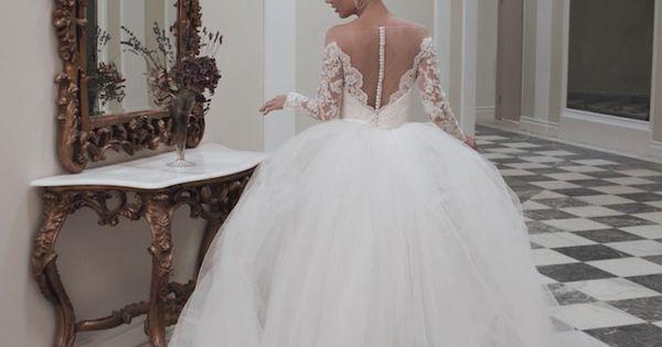 That's a huge dress