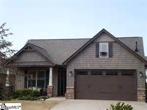 Image Result For Brown Garage Gray House House Paint Exterior Exterior House Paint Color Combinations Brown House Exterior