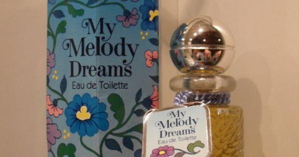 my melody dreams mein erstes parf m 80er 90er. Black Bedroom Furniture Sets. Home Design Ideas