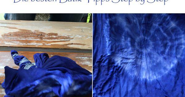 batiken die einfachste batik anleitung im netz faltung batik und selbermachen. Black Bedroom Furniture Sets. Home Design Ideas