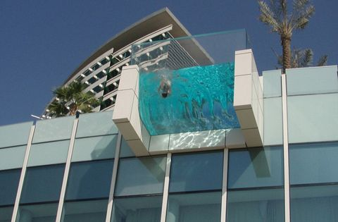 Hotel balcony swimming pools balconies swimming pools - Hotel with swimming pool on balcony ...