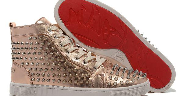 Louboutin Tennis Shoes