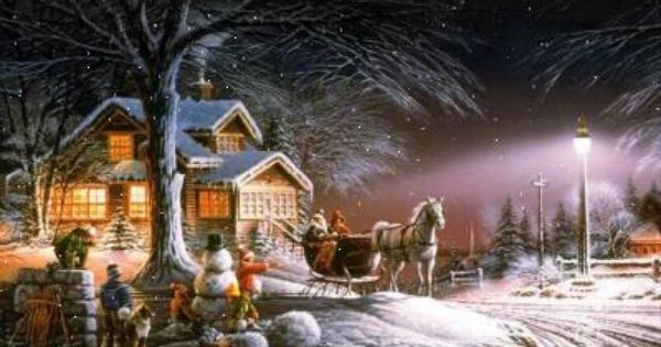 animated Christmas Sleigh rides | Free Download Buy Online A ...